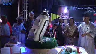 Senator David Mark celebrates 70th birthday in Abuja