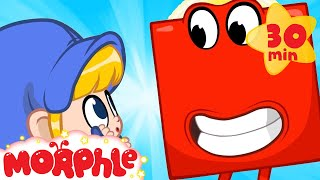 Magic Shapes WIth Morphle! - My Magic Pet Morphle | Cartoons For Kids | Morphle | Mila and Morphle