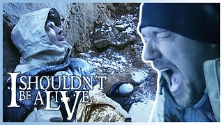 LIFE OR DEATH in Frostbite Canyon | I Shouldn't Be Alive | S02 E01 | Full Episodes | Thrill Zone