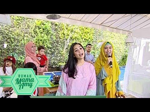 Terharu! Oki Setiana Dewi feat Gigi