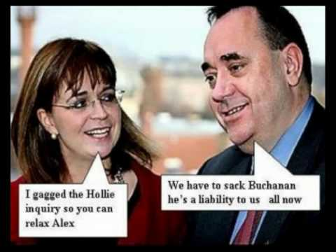 Scottish Establishment Paedophile-Ring Cover-up of the Hollie Greig case. 1 of 9