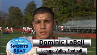 10 4 13 Lenape Valley Kittatinny Football