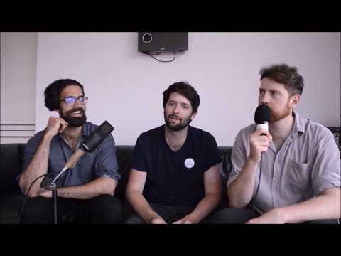 English People React To Italian Music - Calcutta (Oroscopo)