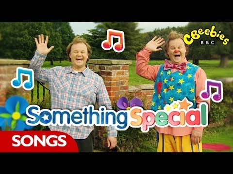 Cbeebies something special goodbye song youtube - Something special ...