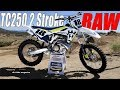 2017 Husqvarna TC250 2 Stroke RAW - Dirt Bike Magazine