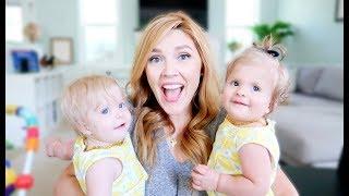 TWIN BABIES 10/11 month Update! | Genetic Testing/Walking/New Teeth!