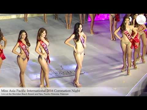 Part 4 - Miss Asia Pacific International 2016 Coronation Night