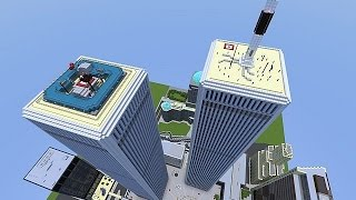 World Trade Center!!! | Minecraft Tutorial Pt.1