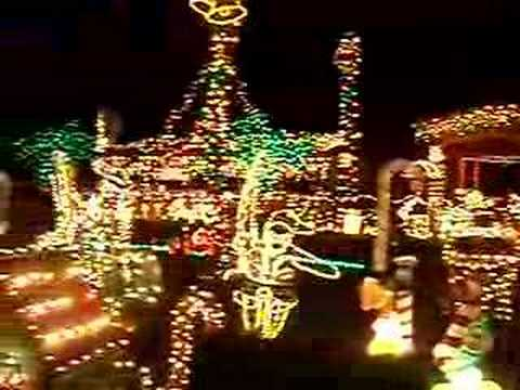 Annual Davie Rd Xmas house, Fort Lauderdale - Annual Davie Rd Xmas House, Fort Lauderdale - YouTube