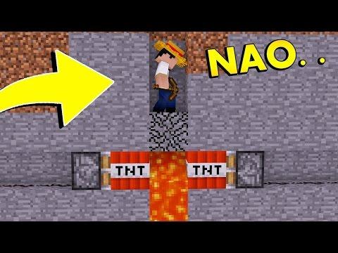Minecraft: O BURACO TROLL | Afreim [ TrollCraft ]