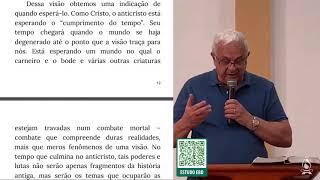 Trechos ESTUDO 09 - AS COISAS POR VIR - O MUNDO (Dn 8.15-27) | Rev. Eloy H. Frossard [1IPJF]