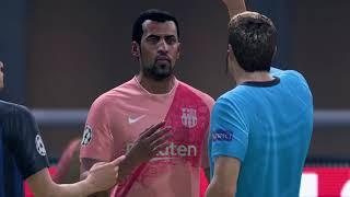 UEFA Champions League Highlights      Inter Milan vs FC Barcelona       (6.11.2018)