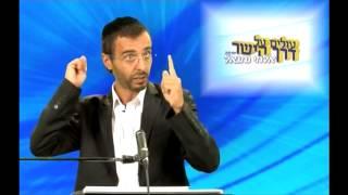 אלי פיניש בפארודיה על זמיר כהן ודומיו