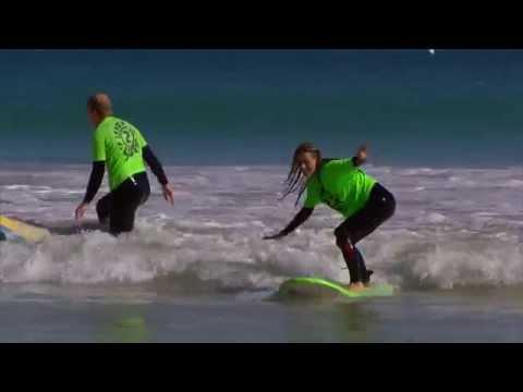 Scarborough Beach Surf School