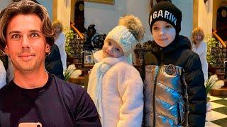 Максим Галкин поздравил с Ханукой, Алла Пугачева, Лиза и Гарри ждут наступления Нового года.
