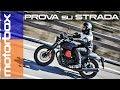 Nuove Moto Guzzi V7 Milano, Rough e Carbon | La prova su strada
