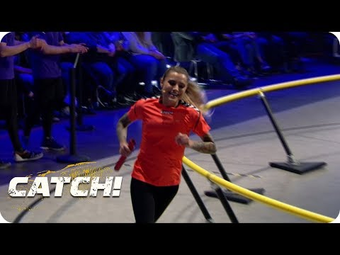 Match 5: The Circle - CATCH! Die Deutsche Meisterschaft im Fangen