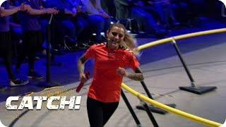 Match 5: The Circle - CATCH! Die Deutsche Meisterschaft im Fangen