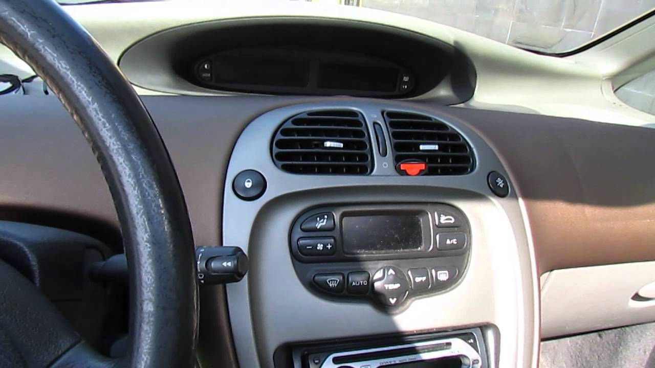citroen xsara picasso exclusive 2001r 2 0 hdi 90 km rzesz w youtube. Black Bedroom Furniture Sets. Home Design Ideas