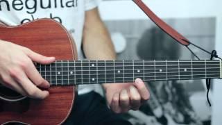 ► Easy Guitar for Kids - Twinkle Twinkle Little Star ✎ FREE Tab