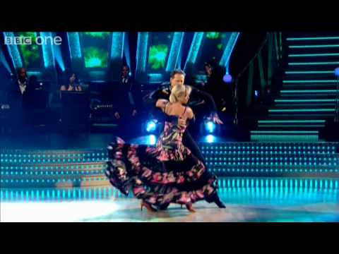 Strictly Come Dancing 2009 - Series 7 Week 3 - Jo Wood's Paso Doble - BBC One