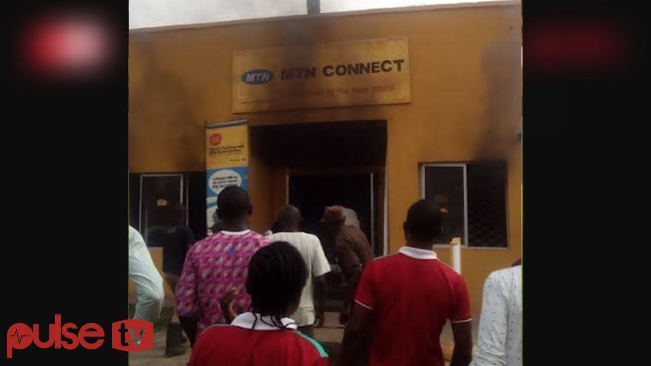 Download Nigerians Attack South African Companies MTN, SHOPRITE, Others.