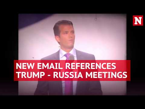 Trump aide was emailed about potential Putin meeting during campaign