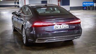 2018 Audi A7 55 TFSI - DRIVE & SOUND (60FPS)