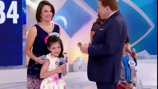 MPF pede condenação de SBT, Sílvio Santos e União pelo quadro Miss Infantil