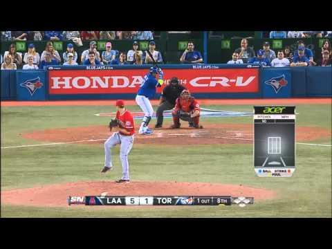 LA Angels vs Toronto Blue Jays