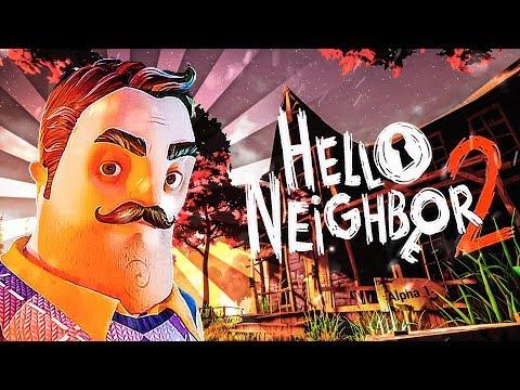 Привет сосед 2 АЛЬФА 1 Hello neigbor 2 ALPHA 1 ПРОХОЖДЕНИЕ