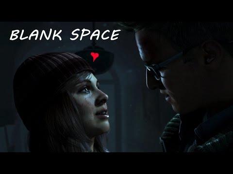 Until Dawn [GMV] BLANK SPACE | Josh x Sam | Chris x Ash | Mike x Jess | Matt x Em