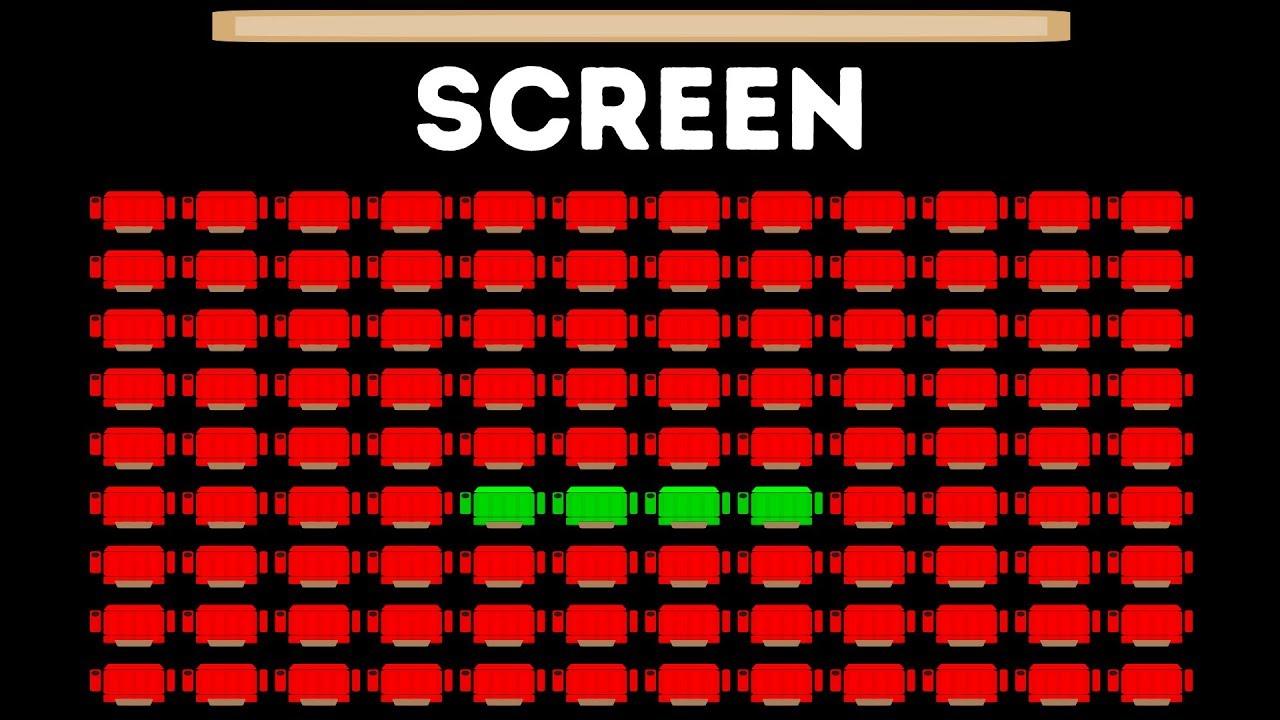 Es por eso que estos asientos son los mejores del cine + vídeo