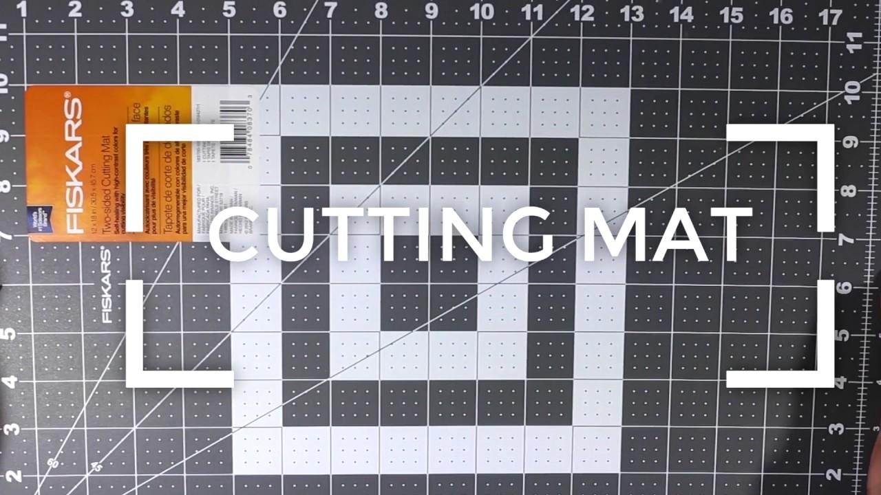 Angelus Direct Fiskars Cutting Mats Youtube