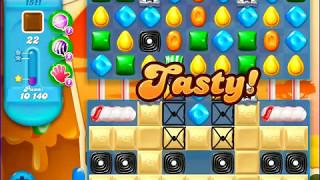 Candy Crush Saga SODA Level 1511 CE