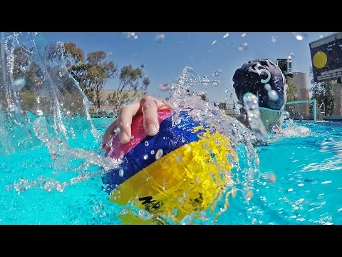 U.S. Women's Water Polo Team Gets GoPro Treatment, And Results Are Insane