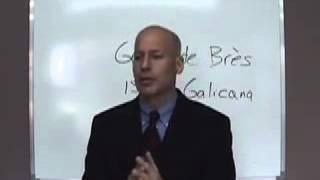 CREDOS Y CONFESIONES 6/15- La Confesión Belga-Larry Trotter