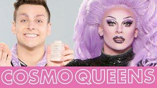 Drag Queen Jan Sport's Makeup Transformation Is STUNNING | Cosmo Queens | Cosmopolitan