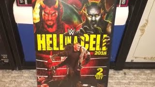 WWE Hell In A Cell 2018 DVD Review