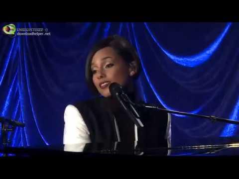 Alicia Keys Live Secret Sessions 2013