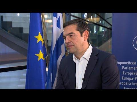 تعافي اليونان الاقتصادي والانتخابات الأوروبية والحكومة الإيطالية... ماذا يقول عنها الكسيس تسيبراس…  - 21:54-2018 / 9 / 13