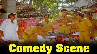 Vazhkai Chakkaram Movie : Sathyaraj And Her Father Comedy Scene