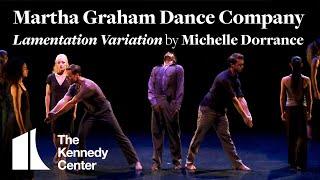 Lamentation Variation by Michelle Dorrance | Martha Graham Dance Company | Mar. 5-7, 2020