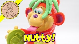 Play-doh Coco-nutty Monkey Set, He Loves Bananas!