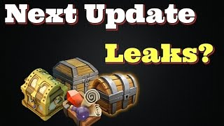 Castle Clash Next Big Update Leak!?