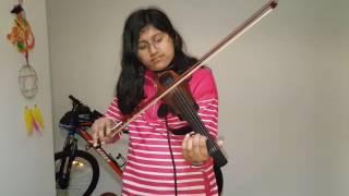 Download Hindi Video Songs - Marivillin Thenmalare KPAC malayalam drama song on Violin