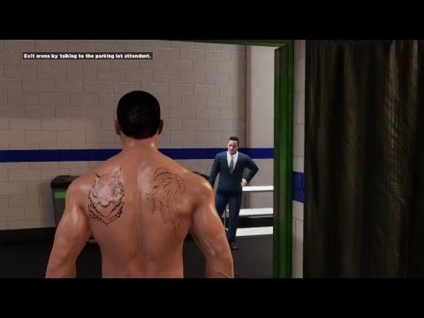 WWE 2k18 Prodigy runs Smackdown