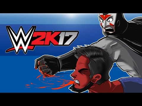 WWE 2K17 - BATMAN VS SUPERMAN! (Cartoonz Vs Delirious) Last Man Standing!
