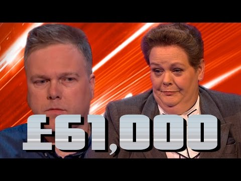 The Governess Beaten in Huge £61,000 Win! | The Chase