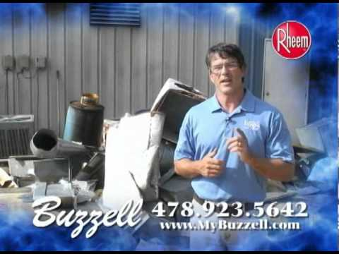 Buzzell Heating And Air In Warner Robins Georgia